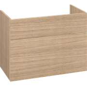 Medium cabinet 2 drawers, 60x80x40 cm