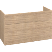 Medium cabinet 2 drawers, 60x100x40 cm