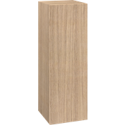 Medium tall cabinet with 1 door, 120x40x40 cm, right hinged
