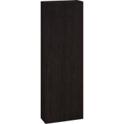 X-small tall cabinet with 1 door, 120x40x16 cm, left hinged