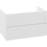 Base unit with 2 drawers, 48x80x44 cm