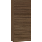 Wall cabinet with door, 80x35x17 cm