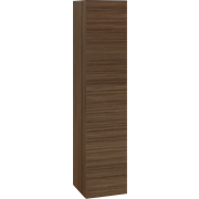 Tall unit with right-hinged door,160x35x36 cm