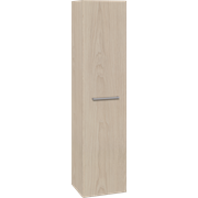 Tall unit with left hinged door, 173x40x35 cm