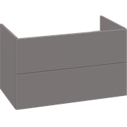 Baseunit with 2 drawers for countertop, 48x80x44 cm