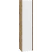 Tall cabinet 40 cm with door