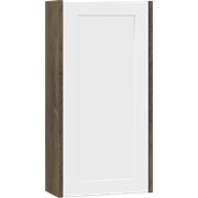 Wall cabinet 40 cm with door