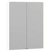 In-built mirror cabinet 60 cm with adjustable illumination on all sides