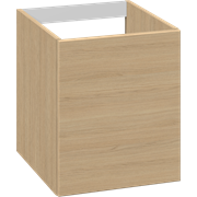 Base unit for countertop 40 cm with 1 door