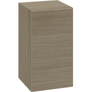 Cabinet with 1 door, 64x35x35 cm