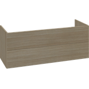 Base unit with 2 drawers, 48x120x44 cm