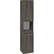 Tall unit with 2 doors, 173x35x35 cm